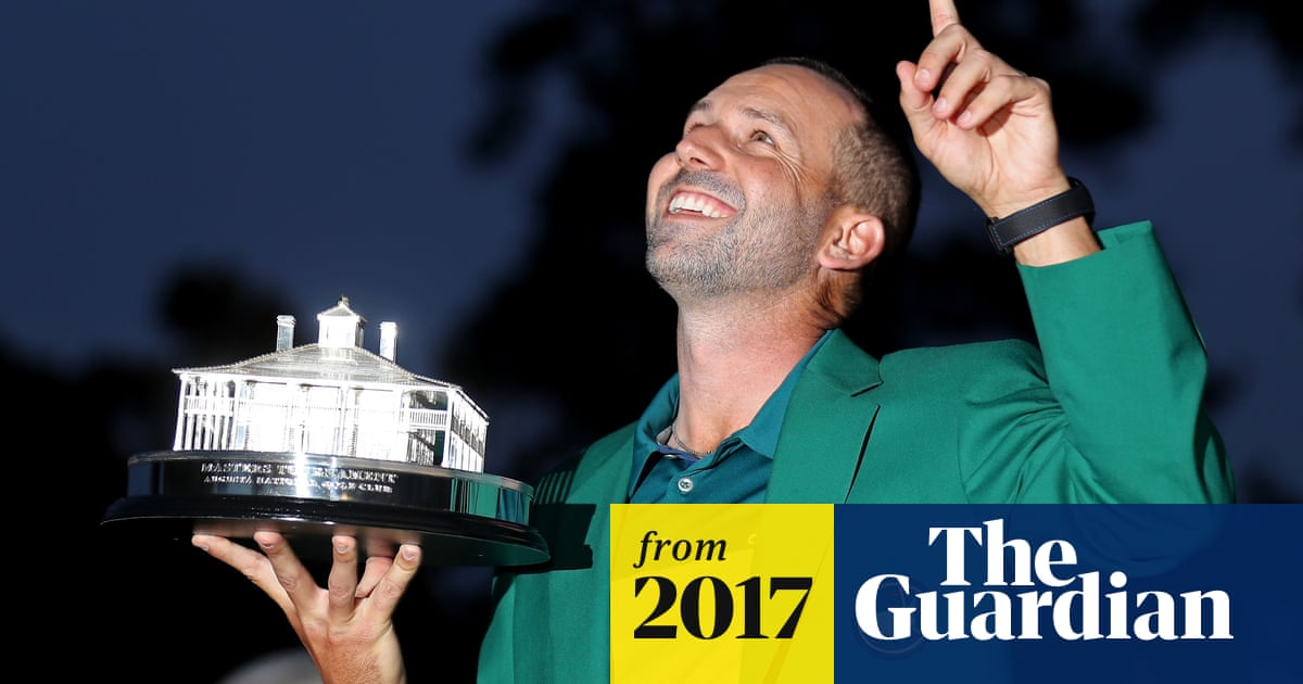 1b9c7360 Sergio García wins the Masters after beating Justin Rose in a dramatic  play-off