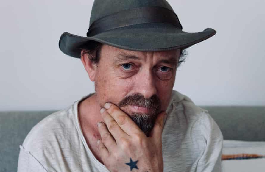 Jason Benjamin in January 2020