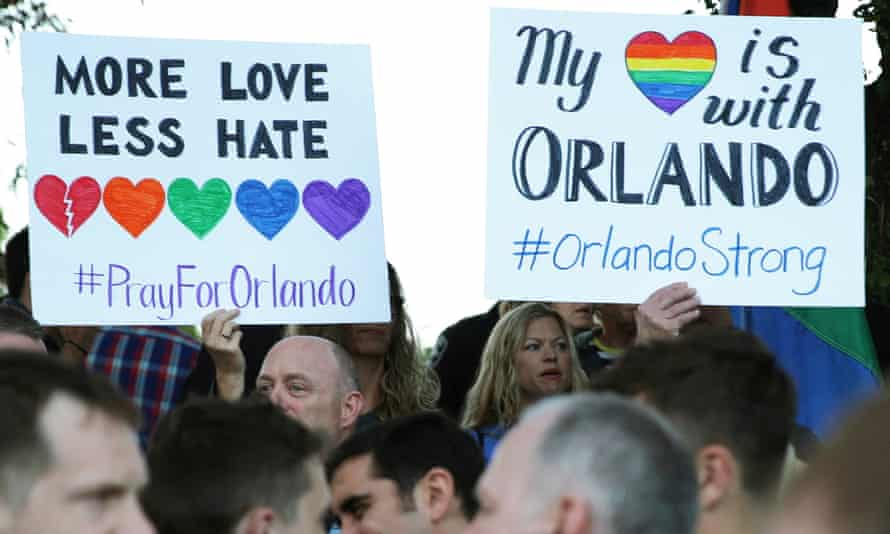 About 90% of the victims of the 2016 shooting at the Pulse nightclub in Orlando were Latino, according to activists.