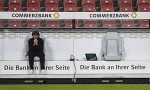 Germany head coach Joachim Low