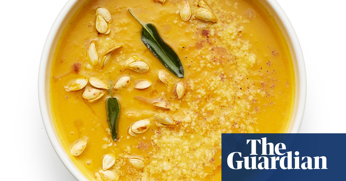 How to make pumpkin soup – recipe
