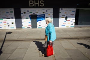 The closure of national retailers like BHS and Debenhams hit Bolton hard.
