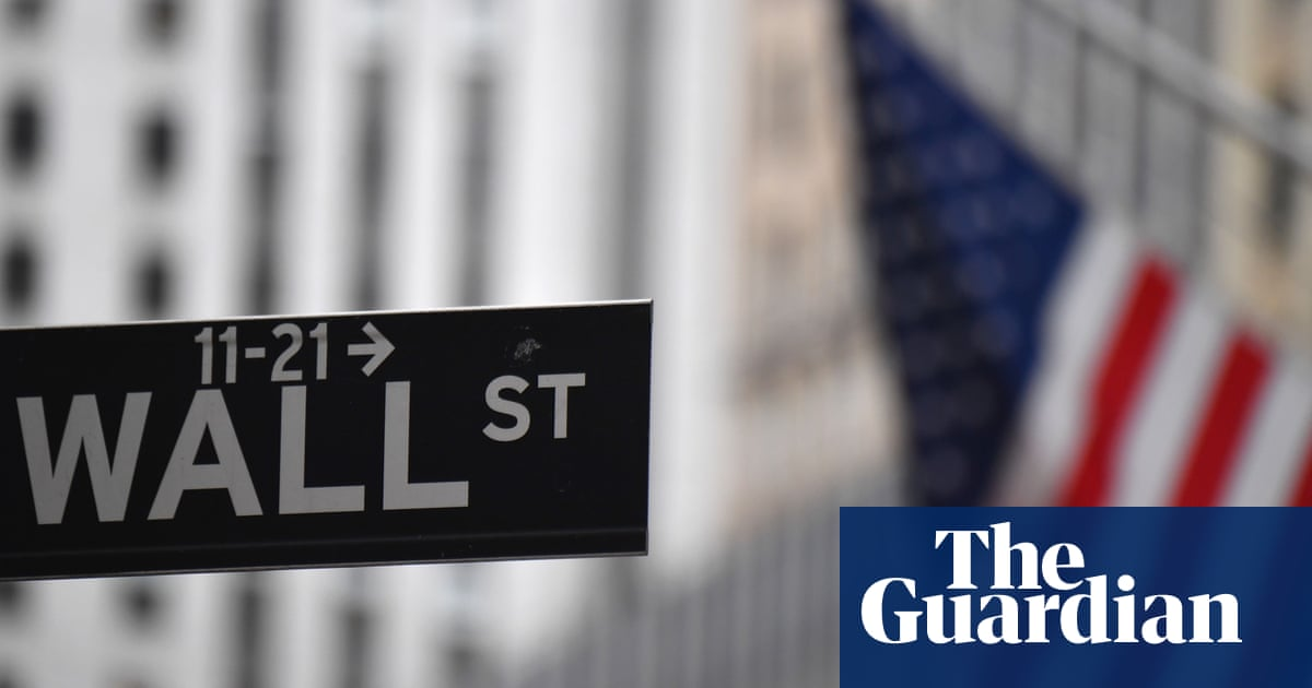 Stock markets fall as investors sell off tech stock amid US job fears – The Guardian