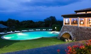 Due Lune hotel near Olbia, Sardinia, Italy