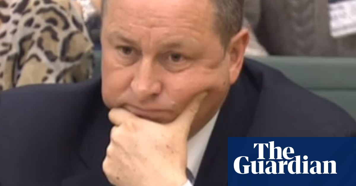 Debenhams falls into administration, wiping out Mike Ashley's stake