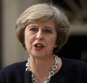 In 2015, Theresa May branded the refugees who had reached Calais as the least deserving.