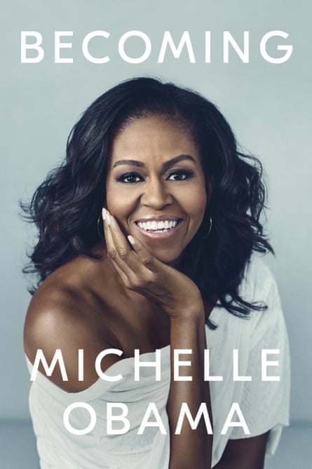 Michelle Obama's memoir, Becoming.