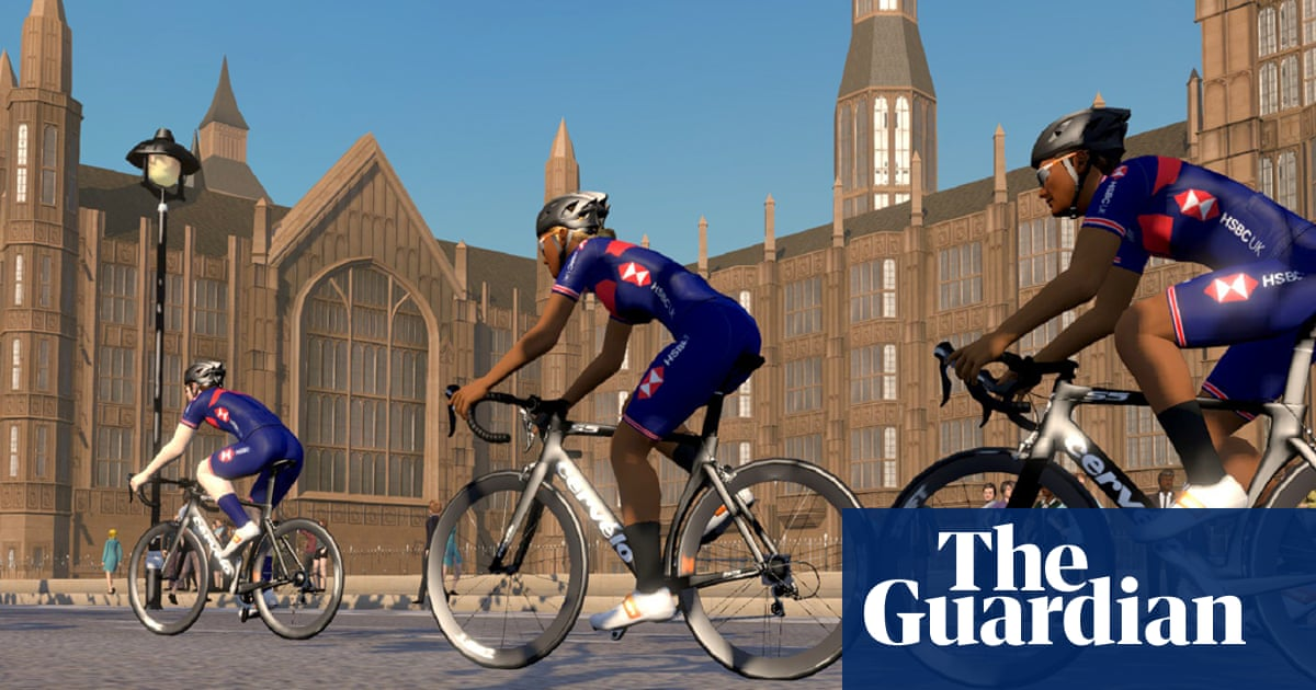 10a01d307 British Cycling virtual reality tournament gets green light to start ...