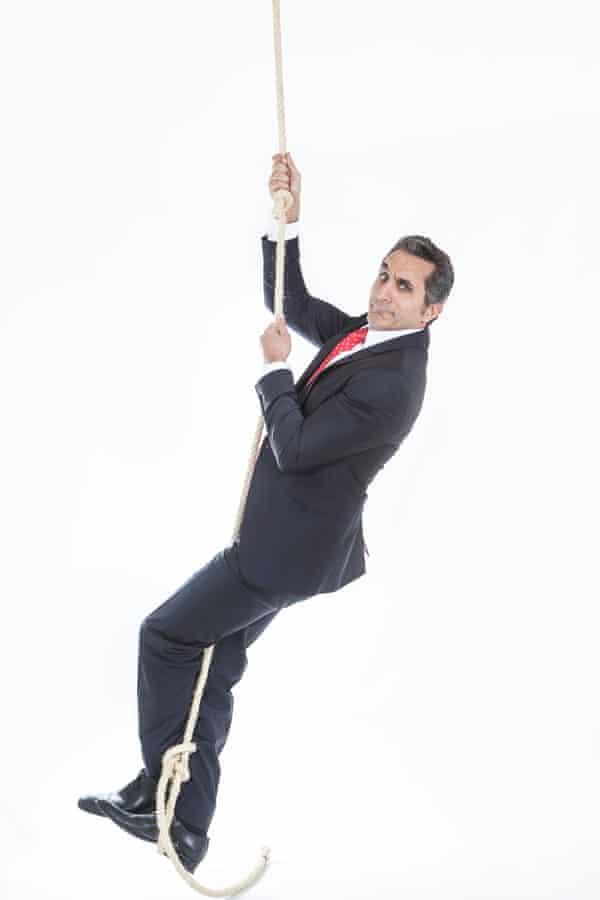 Egyptian comedian Bassem Youssef