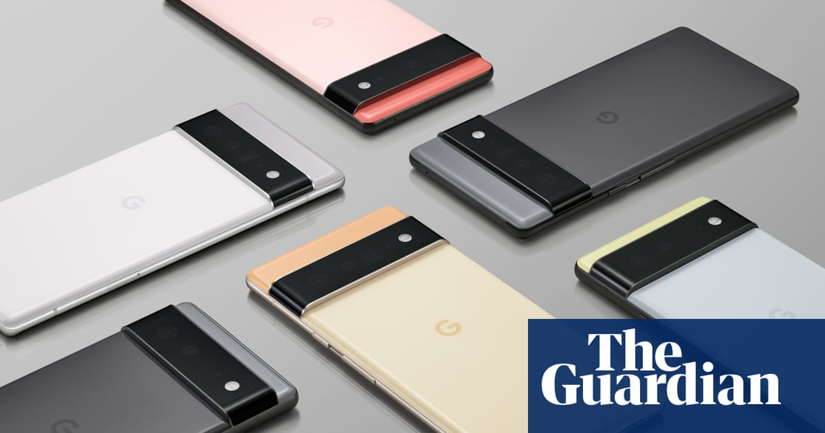 Google Pixel 6 phones launch with custom chips and aggressive pricing