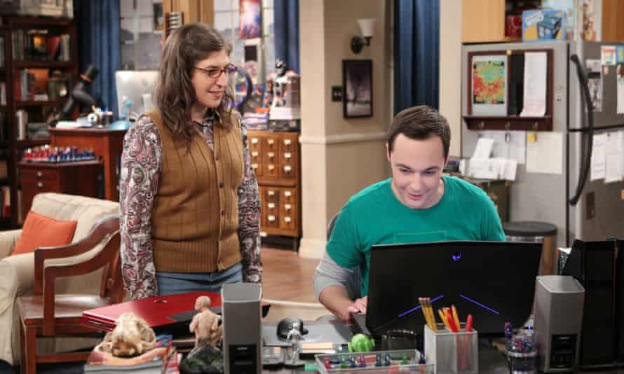 Let's stream some Friends … The Big Bang Theory.