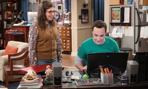 Long-lived hit: E4's US import The Big Bang Theory.