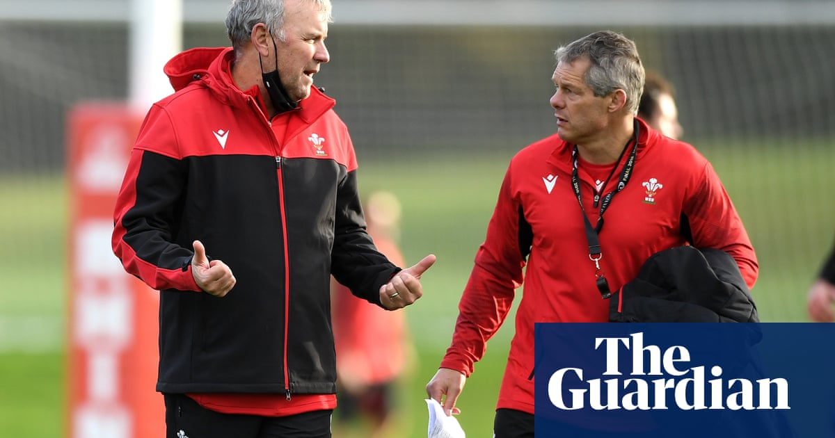 Pivac admits Wales setup looks a mess but stands by sacking defence coach