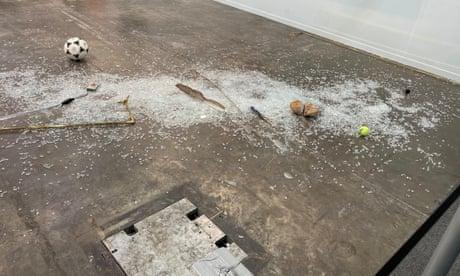 Critic accidentally destroys $20,000 artwork at Mexico fair