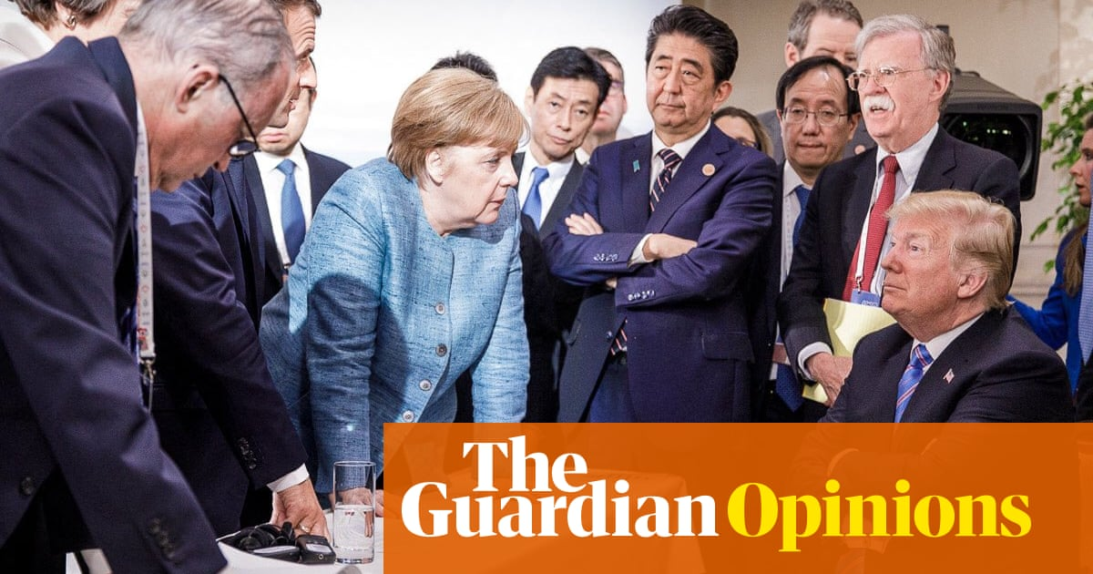 The Guardian view on Angela Merkel: farewell to a bulwark of stability