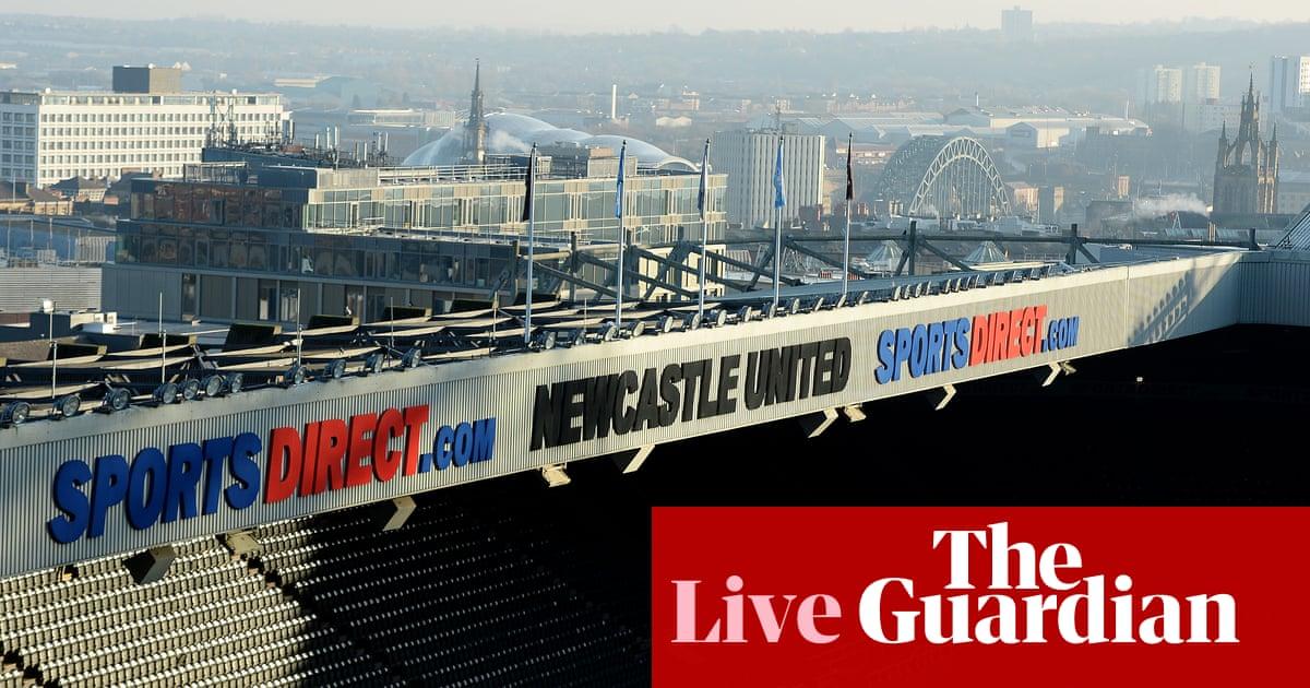 Newcastle United v Leicester City: Premier League – live!
