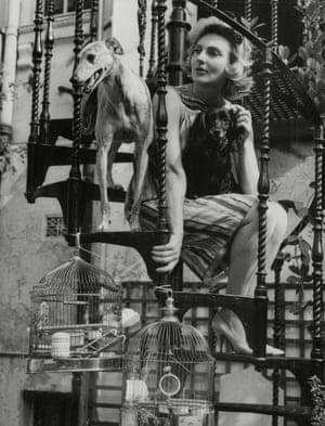 Heather Chasen in 1959