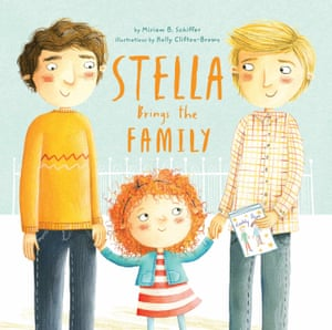 Cover of Stella Brings the Family, by Miriam B Schiffer and Holly Clifton-Brown