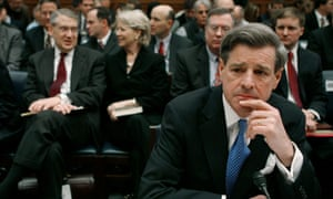Paul Bremer Testifies At House Hearing On Iraq in 2007