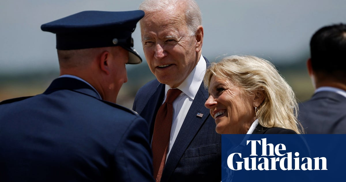 Biden trumpets democracy abroad in Post op-ed – as threats spread at home