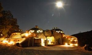The Domes at Harbin Hot Springs.
