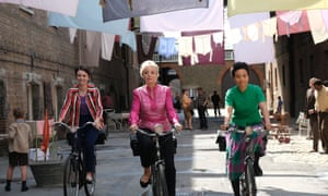 Women who visited the Action Line site after an episode of Call the Midwife (pictured) complained about the lack of abortion advice.