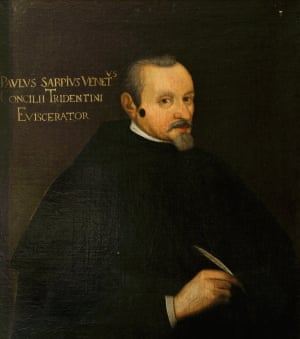 Pietro Paolo Sapri (1552-1623) by an unknown artist.