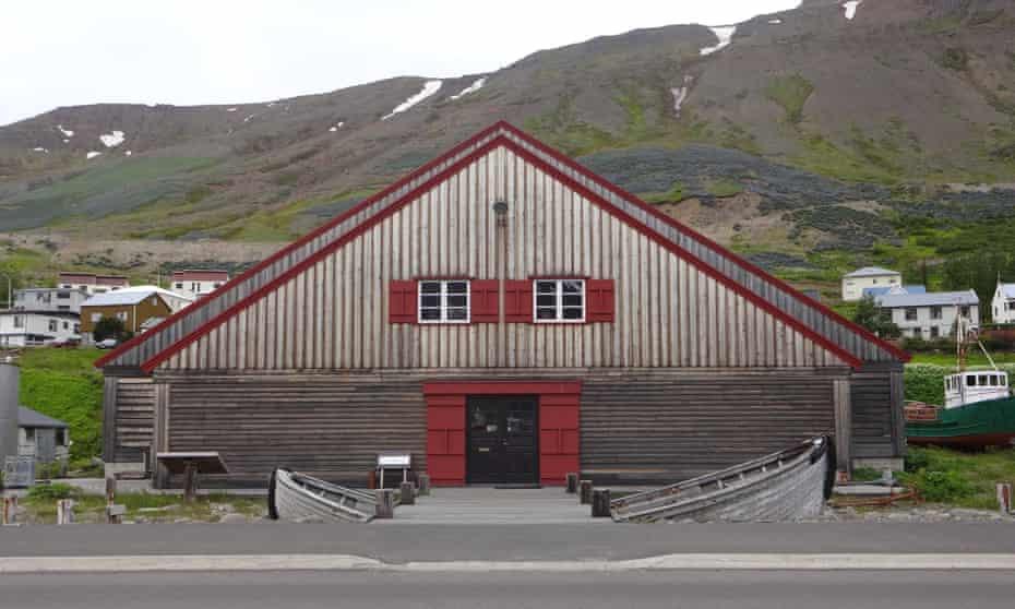 Something fishy … Herring Era Museum, Siglufjörður, north Iceland.