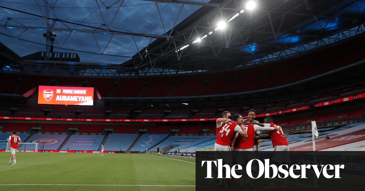 4,000 to attend FA Cup semi-final as live sport cautiously reopens