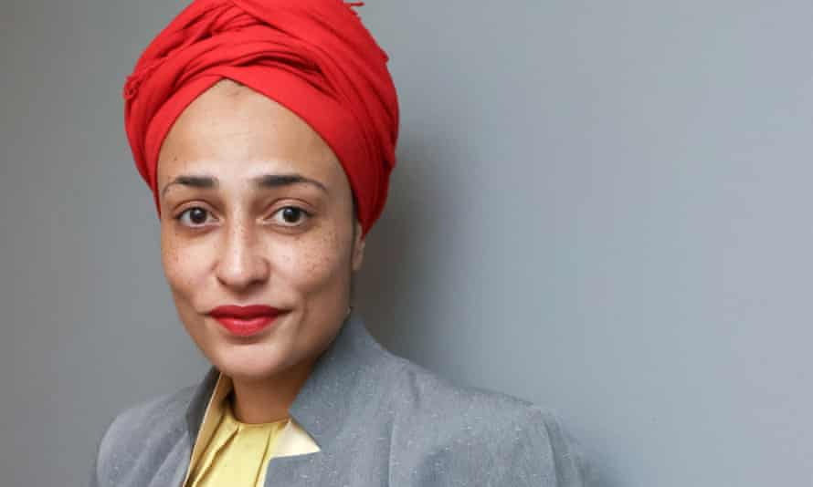 'There's no great difference between novels and banana bread' … Zadie Smith.