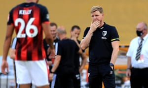 Eddie Howe says he is 'fully energised and fully focused' on keeping Bournemouth in the Premier League.
