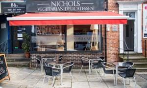Nichols Deli, Leeds