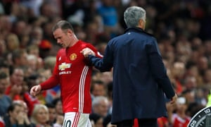 Wayne Rooney has started all three Manchester United games so far for José Mourinho, but his place may not be guaranteed for Saturday's Manchester derby.