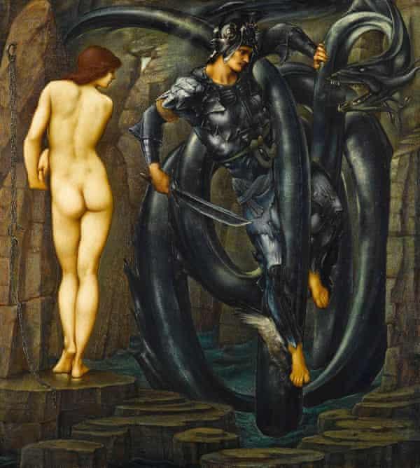 The Doom Fulfilled by Edward Burne-Jones.