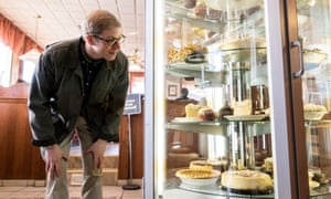 Seduced by the sweet delights ... Joe Pera talks With You.