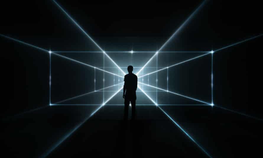 Open your mind … Vanishing Point by United Visual Artists.