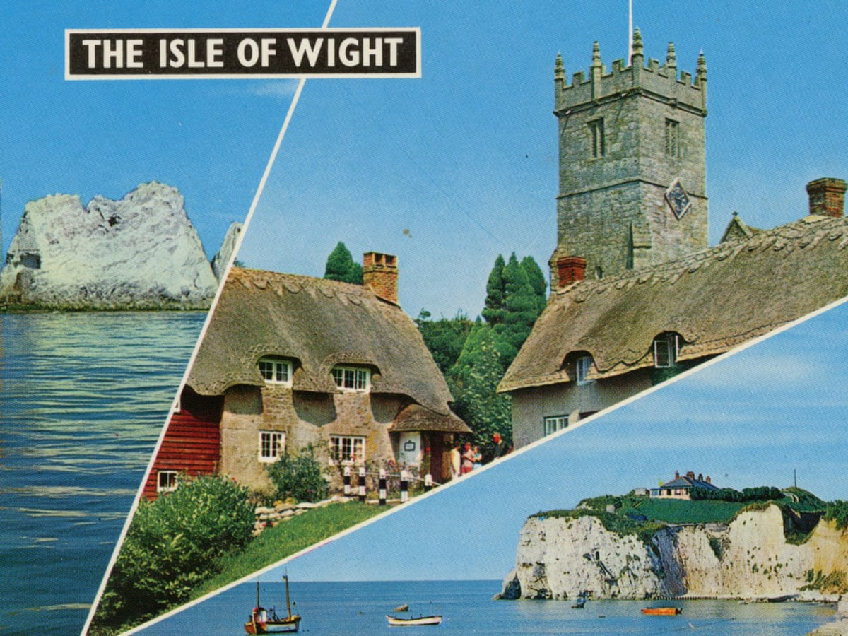 Postcard from the future: 'Why I'm heading to the Isle of Wight after  lockdown' | Isle of Wight holidays | The Guardian