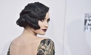 Demi Lovato in 2015.