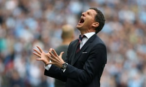 Javi Gracia led Watford to the FA Cup final in May. Now he is out of a job.