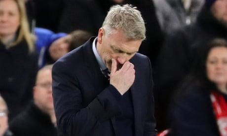 David Moyes indicates he could leave Sunderland at end of the season