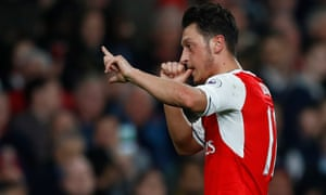 Mesut Özil's Arsenal contract has a year left to run, and the German is asking for a massive pay rise before he will sign a new one.