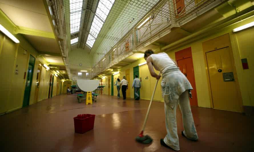 Styal women's prison in Cheshire.