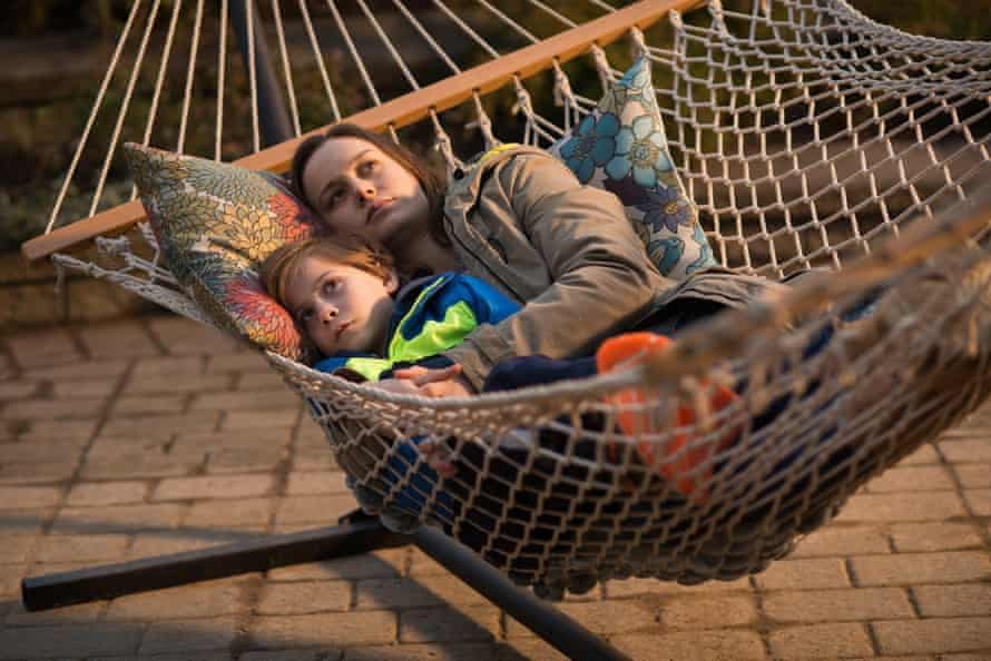 Jacob Tremblay and Brie Larson in the 2013 film adaptation of Room.