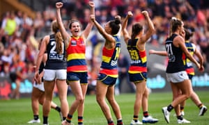 Adelaide Crows players
