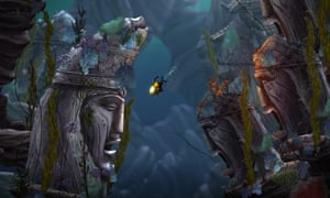 Exploring beneath the waves in Song of the Deep.