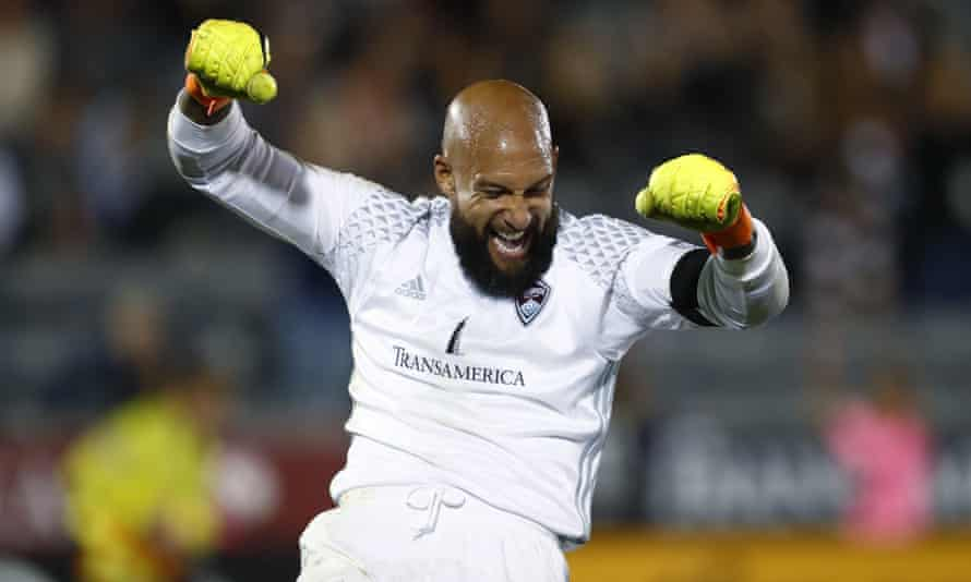 Tim Howard and his Rapids could be playing in a single final at the top seed's home field – but it's time for a change.