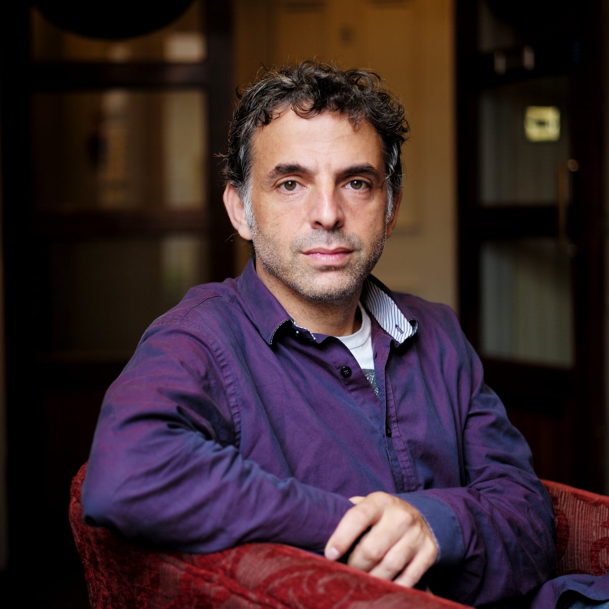 Etgar Keret: 'For the past year I haven't read any books'   Short stories    The Guardian