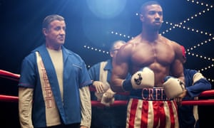Sylvester Stallone and Michael B Jordan back in action for Creed 2.