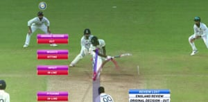 Jofra Archer out lbw.