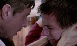 Morgan Watkins (left) and Scott Chambers in Joe Stephenson's debut feature Chicken.